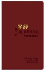 《圣经‧新普及译本‧汉语拼音版》简体‧皮面
